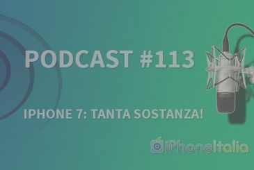"""iPhone 7: much substance!"" – iPhoneItalia Podcast #113"