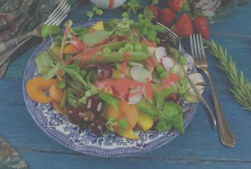The recipes to arrange an apericena in the summer