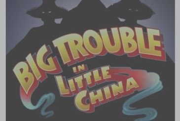 Big Trouble in Chinatown will have its game in the box!