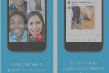 Skype is updated and no longer supports older versions of iOS