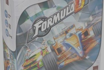 Formula D, drivers and engines in a box