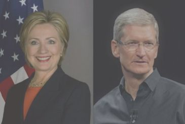 Tim Cook wants to organize a fundraiser for Hillary Clinton