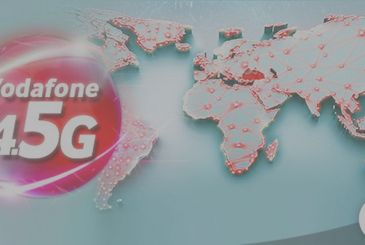 Vodafone and Huawei to promote new testing technologies 4.5 G waiting for the 5G