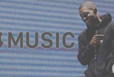 """The other exclusive to Apple's Music: the new album is """"Boys Don't Cry"""" Frank Ocean"""