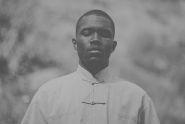 The new album, Frank Ocean exclusively on Apple's Music