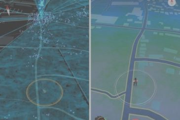 Capture more Pokémon rare exploiting the map to Ingress