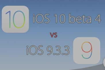 IOS 10 beta 4 and iOS 9.3.3 compete against each other in a speed test [Video]