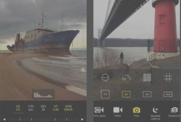 The beautiful app Procam 3 is now free