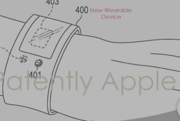 Apple patented a wearable device to monitor health