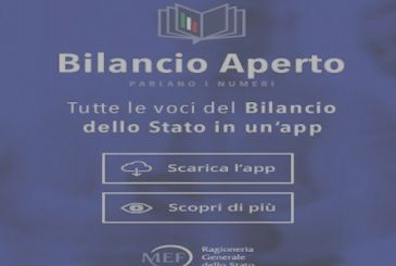 Open budget: the State accounts in the App