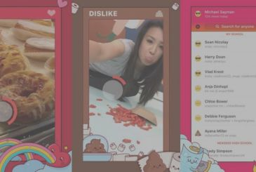 Facebook Lifestage, a new app dedicated to the most young people