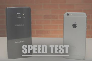 "Power is nothing without control: iPhone 6 beats Galaxy Note 7 in a speed test the ""real"""
