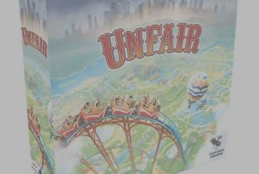 Build your own amusement park with Unfair, a promising board game on Kickstarter