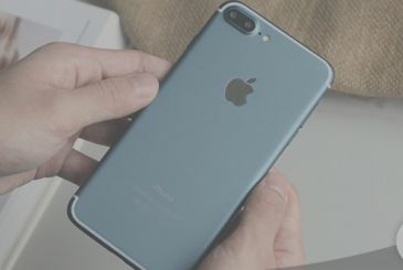 IPhone 7: a new image confirms the presence of the 256gb model