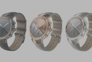 Asus presents the new ZenWatch 3