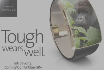 Corning launches new glass indestructible for wearable devices