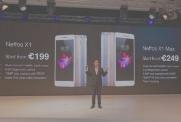 TP-Link presents the new series of smartphones X in the range-Neffos – IFA 2016