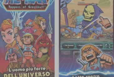 He-Man: Tappers of Grayskull – A new RPG for iPhone and iPad
