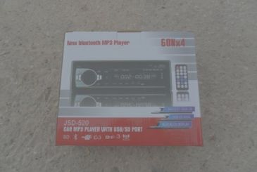 Review stereo car stereo AUDEW JSD-520