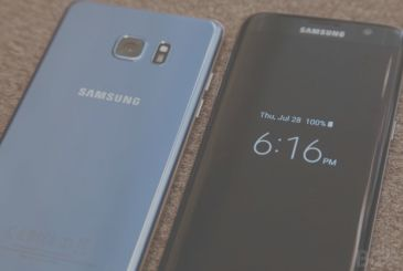 The appeal of the Galaxy Note 7 will cost $ 1 billion to Samsung!