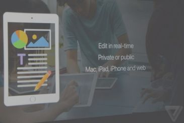 Apple updates iWork introducing real-time collaboration