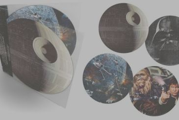 The soundtrack of Star Wars soon in a new edition in vinyl