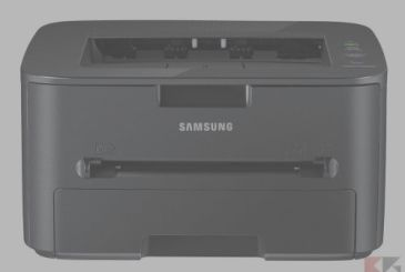 HP acquired the printer division of Samsung