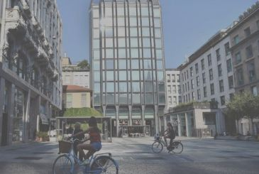 The new Apple Store in Milan will have a fountain, seven metres high