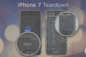 IPhone 7: here's what lies under the hood of the new Apple smartphone