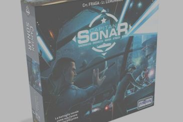 Captain Sonar, the review of the Naval Battle 4.0!