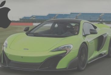 Resounding: Apple wants to acquire the McLaren!