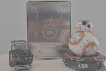 "ISpazio Product Review: ""BB-8 + Force Band"" Special Edition [Video]"