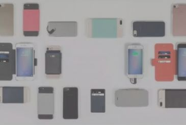 From Mophie comes in the housing of the magnetic system with modular