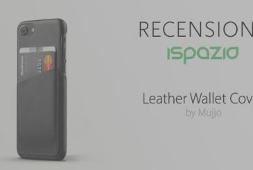 Leather Wallet Cover, a leather case of high quality for our iPhone | Review iSpazio