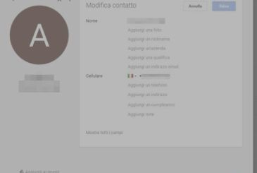 Google contacts: how to manage contacts Android