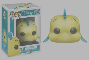 The Funko Pop de The little Mermaid and A Bug's Life are between us...