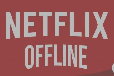 By the end of the year, Netflix will also be available offline