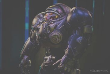 This cosplay Starcraft will leave you without words