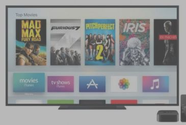 An app of Spotify for Apple TV is not going to come in the near future