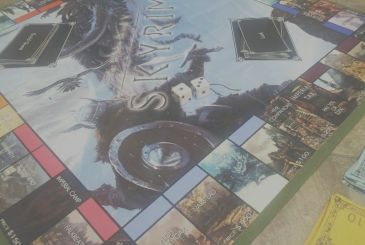 The Monopoly of Skyrim coming in 2017