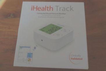 Review iHealth Track pressure gauge