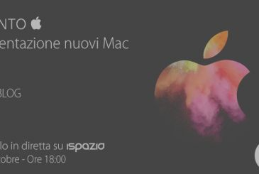 "The Apple event ""Hello Again"": Following the presentation of the new Mac live on iSpazio on the 27th of October from 18:00 hours"