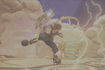 Kingdom Hearts III Confirmed a World, here are two new images
