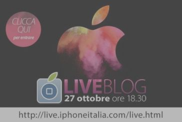 Hello Again: follow the LIVE on iPhoneItalia!