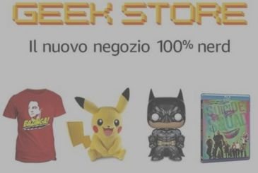 Geek to the Mix, the store Amazon dedicated to the true Nerd!