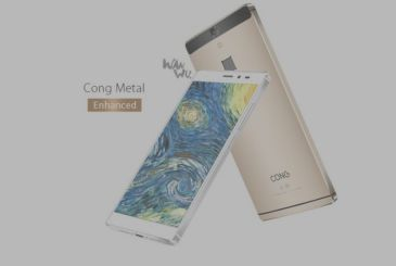 QING CONG: a smartphone under the 100€ that has it all!