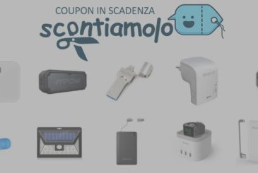 Last day to have lots of accessories at a special price with our Coupon Exclusive
