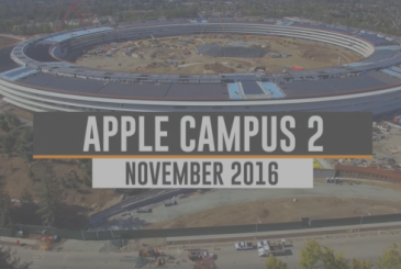 Apple begins to plant trees near Campus 2