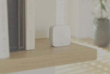 Here is the new Eve Motion Elgato for home automation