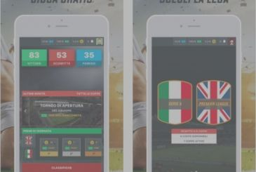 FantaRevolution: fantasy game on the championships of Serie A and the Premier League